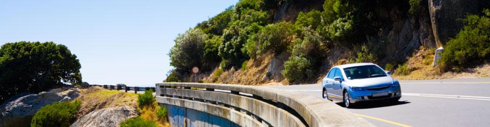 Car insured by roadside assistance plan by Best Roadside Service